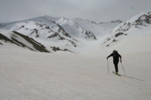 iran skitouren