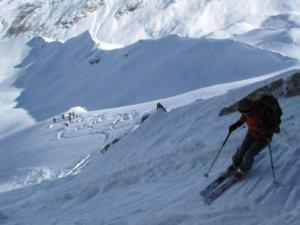 skitour valle stura
