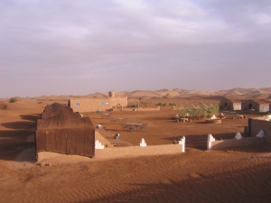Marokko Mountainbike
