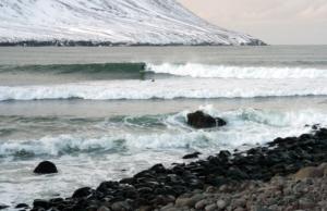Skitour Island